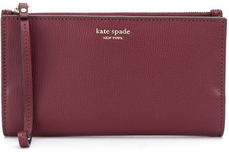 Kate Spade large Sylvia continental wallet
