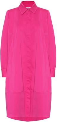 Co Stretch-cotton midi dress