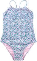 Vilebrequin Kids turtle print swimsuit