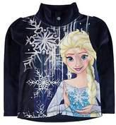 Character Kids Girls Zip Fleece Infant Full Top Sweatshirt Jumper Long Sleeve