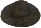 Isabel Benenato beach hat - women - Vegetable Fibres - S