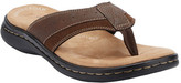 Dockers Men's Laguna Thong Sandal