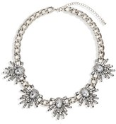 BP Women's Crystal Chain Necklace