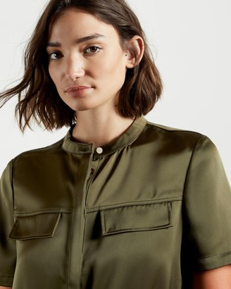 Ted Baker Utility Drawstring Top