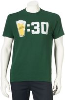 Men's Beer-Thirty Drink Wisconsinbly Tee
