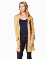 Charming charlie Casual Open Knit Cardigan
