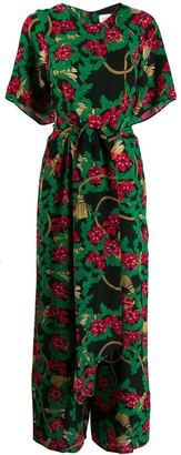 Hayley Menzies printed Eden jumpsuit