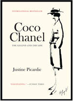 HarperCollins Publishers Coco Chanel: The Legend And The Life By Justine Picardie