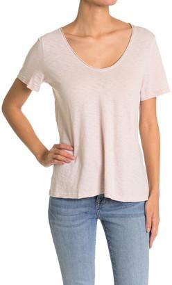 Michael Stars Kayla Cotton V-Neck T-Shirt