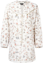Isabel Marant Telka floral shirt dress