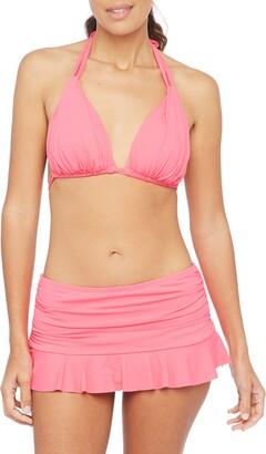 La Blanca Island Blanca Halter Bikini Top