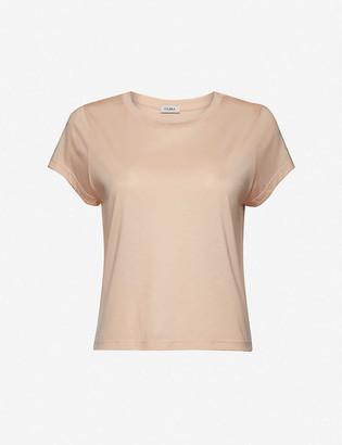 Vaara Nadia lightweight lyocell and cotton-blend T-shirt