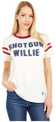 Double D Ranchwear Shotgun Willie Tee (String) Women's Clothing