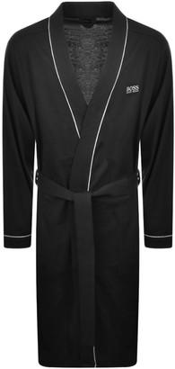 Boss Business BOSS Kimono Bath Robe Black