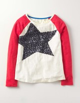 Boden Star Baseball T-shirt