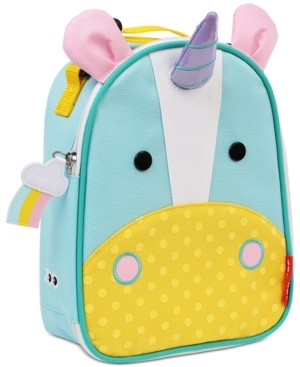 Skip Hop Unicorn Lunchie Insulated Lunch Bag, Little Girls