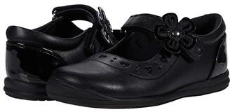 Rachel Kyla (Toddler/Little Kid) (Black) Girl's Shoes