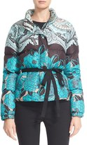 Etro Women's Paisley Print Down Puffer Jacket