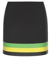 J.W.Anderson Striped Scuba Skirt