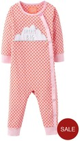 Joules Girls Dream Big Applique Babygrow