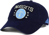 adidas Denver Nuggets Chain Star Adjustable Cap