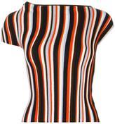 Jacquemus striped blouse - women - Virgin Wool - 34