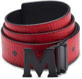 "MCM Claus Reversible Belt 1.75"""