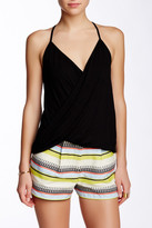 Weston Wear Kelsi Surplice T-Back Tank