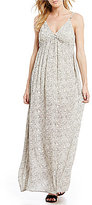 O'Neill Deena Paisley Printed Maxi Dress