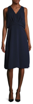 Max Mara Giove Darted Flared Dress