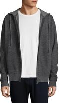 Toscano Men's Hood Wool Sweater