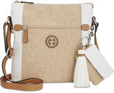 Giani Bernini Contrast Crossbody, Created for Macy's