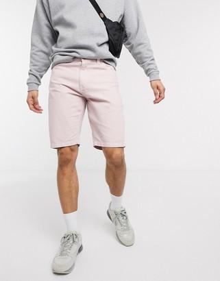Dickies Fairdale short in pink