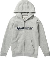 Quiksilver Boys Big 2 Do Zip Youth Fleece