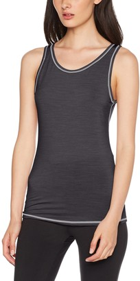Skiny Women's Active Wool Tank Top Thermal