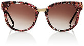Thierry Lasry Women's Affinity Sunglasses-BROWN, NO COLOR