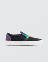 Marcelo Burlon County of Milan Akie Slip-On Shoes