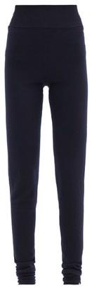 Extreme Cashmere - No.112 Dance Stretch-cashmere Leggings - Navy