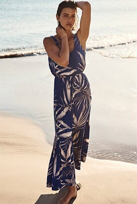 Witchery Printed Maxi Dress