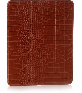 "Chic Geeks Faux Crocodile 12.9"" iPad Pro Case - 1st Generation"