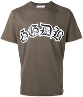 Golden Goose Deluxe Brand logo front T-shirt - men - Cotton - S