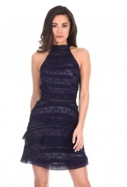 AX Paris Lace Laye Mini Dress