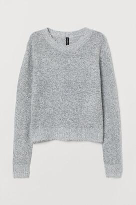 H&M Boucle Sweater