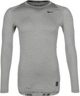 Nike Performance Pro Dry Undershirt Carbon Heather/black