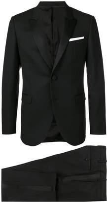 Neil Barrett slim-fit two-piece suit