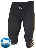 TYR AP12 Men's Credere Compression Speed High Short Tech Suit Swimsuit 40348