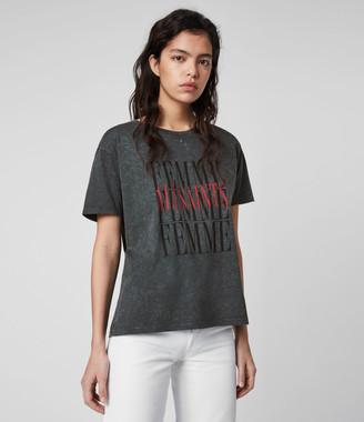AllSaints Femme Dima T-Shirt