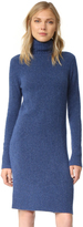 Club Monaco Edvard Turtleneck Sweater Dress