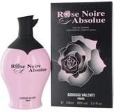 Giorgio Valenti Rose Noire Absolue by Eau De Parfum Spray for Women, 3.3 Ounce