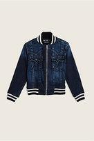 True Religion Toddler/Little Kids Varsity Jacket